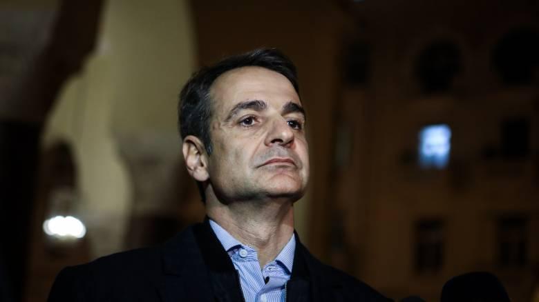 Συμφωνία των Πρεσπών: Θα ασκήσω βέτο στην ένταξη των Σκοπίων στην ΕΕ, τονίζει ο Μητσοτάκης