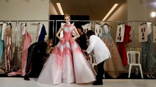 Εβδομάδα Μόδας: Λαμπερή πολυτέλεια από τον Elie Saab στο Παρίσι