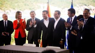 Συμφωνία των Πρεσπών: «Ναι» στη συμφωνία που αλλάζει τα Βαλκάνια και αναδιατάσσει τον πολιτικό χάρτη
