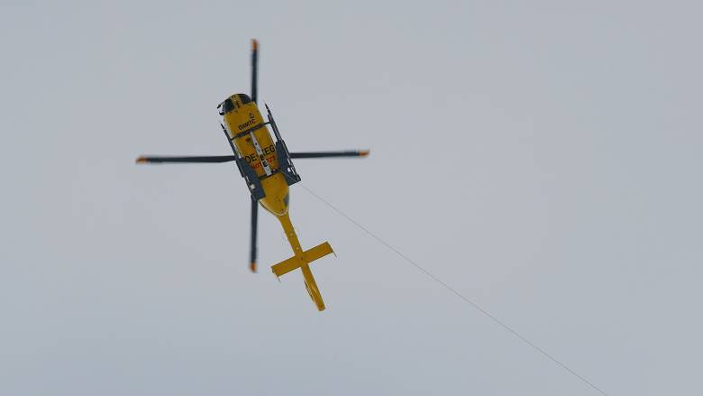 Τραγωδία στις ιταλικές Άλπεις: Πέντε νεκροί από τη σύγκρουση αεροπλάνου με ελικόπτερο