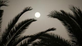 Αποπνικτική η ατμόσφαιρα στην Κρήτη: Έφτασε η αφρικανική σκόνη