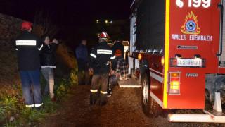 Πέραμα: Νεκρός ανασύρθηκε άνδρας που έπεσε σε δεξαμενή καυσίμου