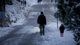 Καιρός: Ο «Φοίβος» φέρνει χιόνια στη Θεσσαλονίκη - Αυξημένη η αφρικανική σκόνη στην Αττική