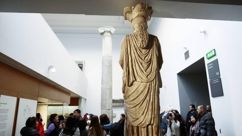 Διευθυντής Βρετανικού Μουσείου: Δεν επιστρέφουμε, ούτε δανείζουμε τα Γλυπτά του Παρθενώνα