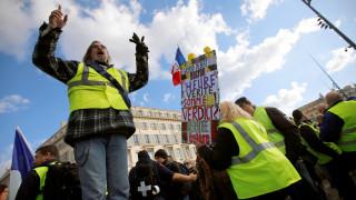 «Κίτρινα γιλέκα»: Ετοιμάζονται για την 11η πράξη παρά τις εσωτερικές διαιρέσεις