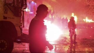 Στον εισαγγελέα οι συλληφθέντες για τα επεισόδια έξω από το σπίτι βουλευτού του ΣΥΡΙΖΑ
