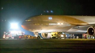 Ανεμοστρόβιλος ανέτρεψε λεωφορείο στο αεροδρόμιο της Αττάλεια: Δώδεκα οι τραυματίες