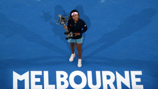 Η Ναόμι Οσάκα κατέκτησε το Αυστραλιανό Open