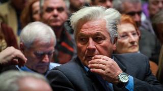 Παπαχριστόπουλος: Έως την Πέμπτη θα έχω παραδώσει την έδρα μου