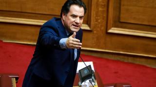 Άδωνις Γεωργιάδης: Η Συμφωνία των Πρεσπών ενισχύει τον αλυτρωτισμό των Σκοπίων