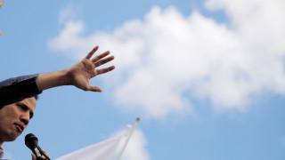 Βενεζουέλα: Ασυλία σε όσους ταχθούν στο πλευρό του υποσχέθηκε ο Χουάν Γκουαϊδό
