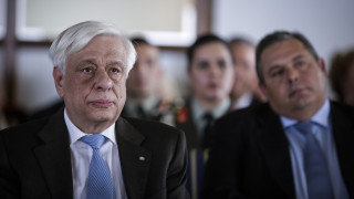Καμμένος σε Παυλόπουλο: «Κρίμα κύριε Πρόεδρε... το περίμενα»