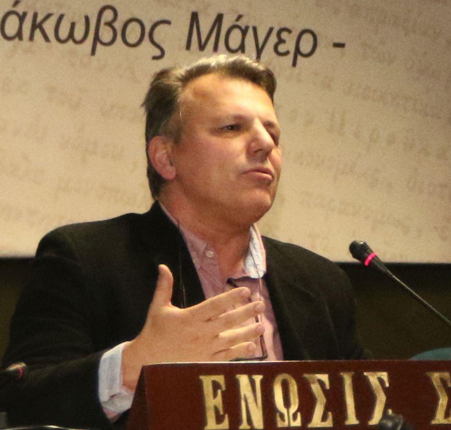 Δημήτρης Χριστόπουλος
