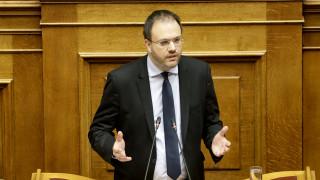 Θεοχαρόπουλος: Πολιτικά ακατανόητη η συμπεριφορά της ηγεσίας του ΚΙΝΑΛ