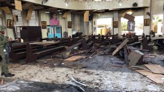 Φιλιππίνες: Αναθεωρήθηκε προς τα κάτω ο αριθμός των νεκρών από τη διπλή βομβιστική επίθεση