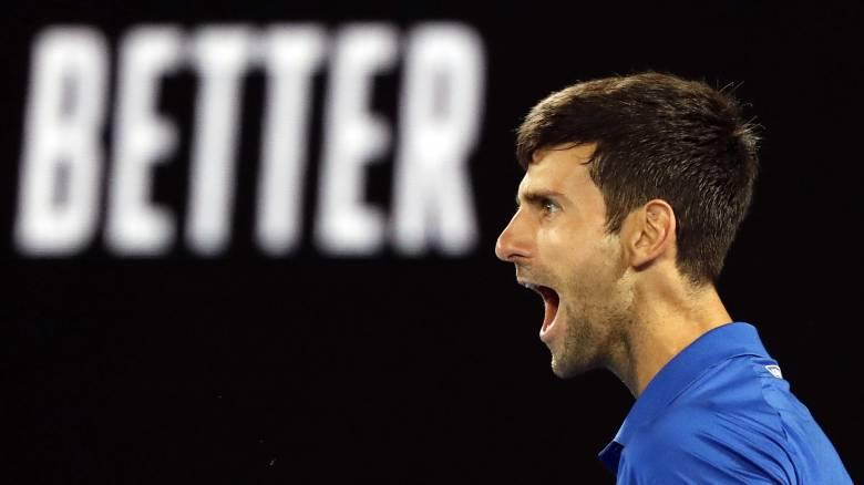 Ο Νόβακ Τζόκοβιτς κατέκτησε το Αυστραλιανό Open