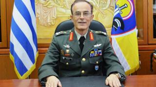 Γιώργος Καμπάς: Εξιτήριο για τον νέο αρχηγό του ΓΕΣ - Επέστρεψε στα καθήκοντά του