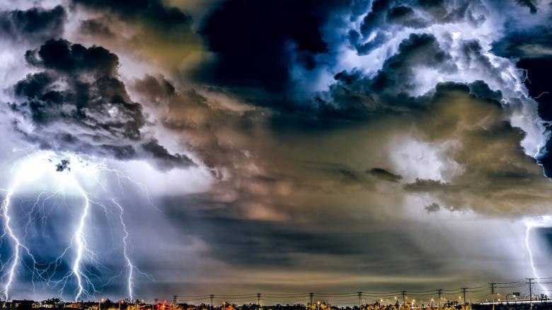 Καιρός: Νέο κύμα κακοκαιρίας με χιόνια και καταιγίδες θα «σαρώσει» τη χώρα