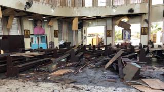 Φιλιππίνες: Το Ισλαμικό Κράτος πίσω από το μακελειό στο χριστιανικό ναό