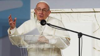 Πάπας Φραγκίσκος: Ζητάει δίκαιη λύση στη Βενεζουέλα και ειρήνη στην Κολομβία