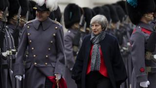Brexit: Τι λέει η κυβέρνηση για το ενδεχόμενο επιβολής στρατιωτικού νόμου