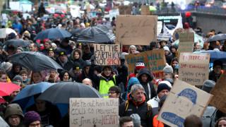 Βέλγιο: 70.000 άτομα διαδήλωσαν για την προστασία του περιβάλλοντος
