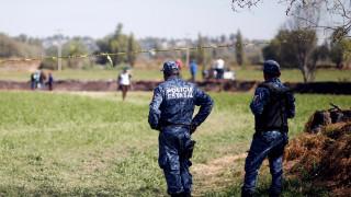 «Πόλεμος» συμμοριών στο Μεξικό με νεκρούς και τραυματίες
