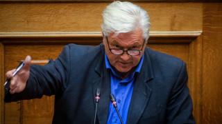 Τις επόμενες ημέρες παραδίδει την έδρα του ο Παπαχριστόπουλος