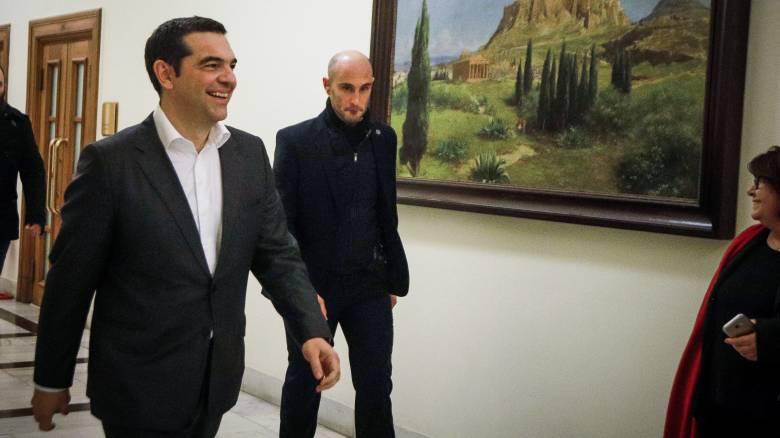 Αλέξης Τσίπρας στο υπουργικό συμβούλιο: Στα 650 ευρώ ο κατώτατος μισθός