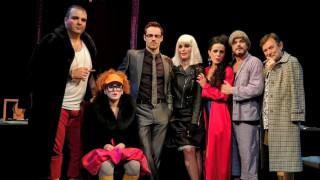 Το εμβληματικό έργο «Tango» του Σλάβομιρ Μρόζεκ στο θέατρο OLVIO