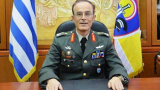 Νέα αδιαθεσία για το νέο αρχηγό ΓΕΣ Γεώργιο Καμπά