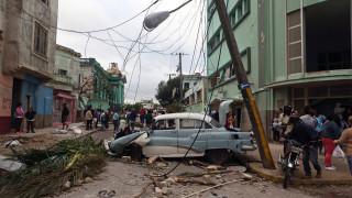 Κούβα: Φονικός ανεμοστρόβιλος «σάρωσε» την Αβάνα - 3 νεκροί και 172 τραυματίες