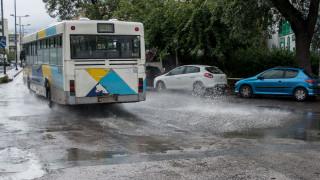 Λήστεψαν οδηγό λεωφορείου στη Δυτική Αττική