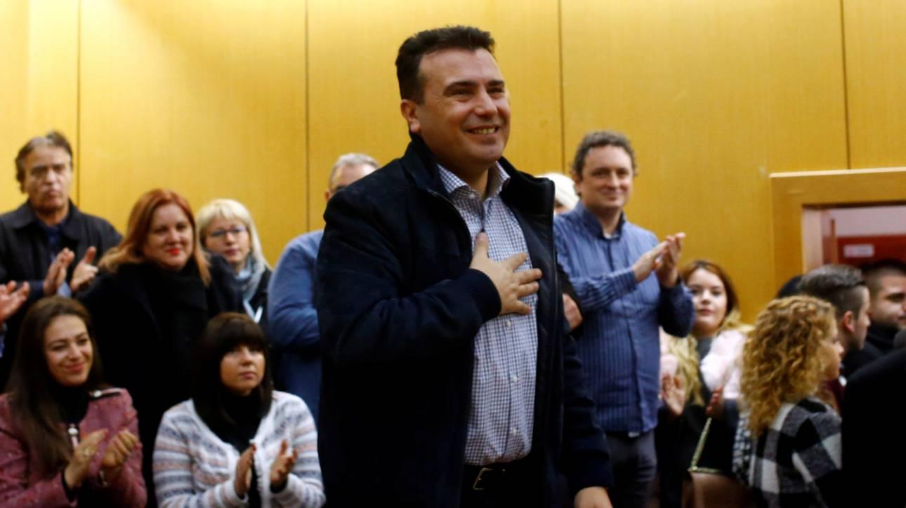 Συνεχίζονται τα tweet του Ζόραν Ζάεφ για τη «Μακεδονία»