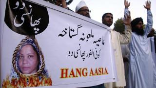 Ξανά ένοχη κρίθηκε η Άσια Μπίμπι στο Πακιστάν