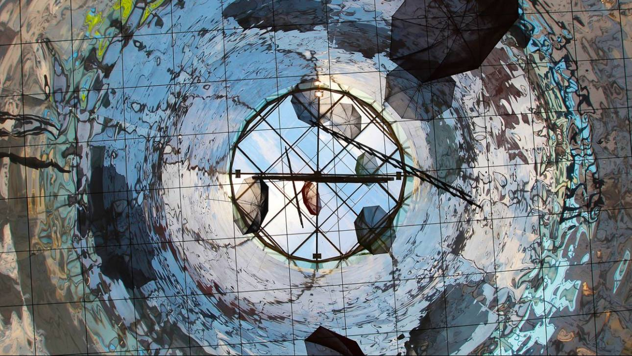 Ο Γιώργος Ζογγολόπουλος και τα εμβληματικά δημόσια γλυπτά του στο Ίδρυμα Νιάρχος