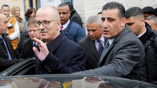 Παραιτήθηκε η κυβέρνηση της Παλαιστίνης