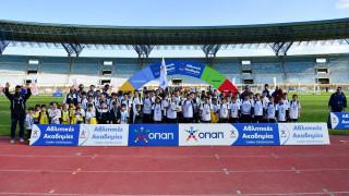 Πρεμιέρα για τα φεστιβάλ Αθλητικών Ακαδημιών ΟΠΑΠ στο Παγκρήτιο Στάδιο Ηρακλείου