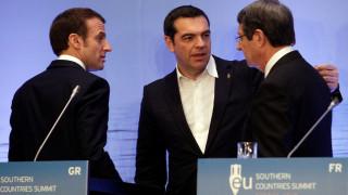 Μακρόν: Εξαιρετικό παράδειγμα η Συμφωνία των Πρεσπών, δίνει ελπίδες στην Ευρώπη