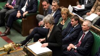 Νίκη της Μέι για το Brexit στη Βουλή – Όχι σε δεύτερο δημοψήφισμα