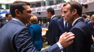 Τσίπρας σε Μακρόν: Ακροδεξιοί λαϊκιστές όσοι διαδήλωσαν κατά της Συμφωνίας των Πρεσπών