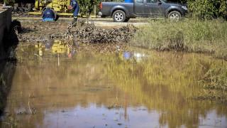 Καιρός - Μυτιλήνη: Αίτημα κήρυξης του νησιού σε κατάσταση εκτάκτου ανάγκης