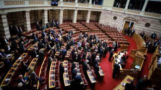 LIVE Βουλή: Η πρώτη κυβερνητική δοκιμασία στην «μετά-ΑΝΕΛ» εποχή