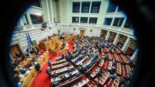 Νέο «μπλόκο» στη Βουλή με τις «πλειοψηφίες»