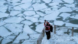 ΗΠΑ όπως... Ανταρκτική: Στην κατάψυξη ολόκληρη η χώρα με θερμοκρασίες έως και -50 °C