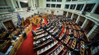 «Θα μας γα@@@ τώρα»: Σάλος στη Βουλή με την φράση βουλευτή