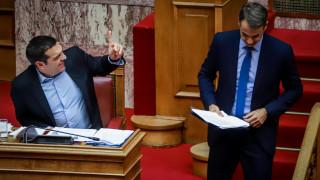 Νέα κόντρα κυβέρνησης - αντιπολίτευσης για όσα είπε ο Τσίπρας στην Κύπρο