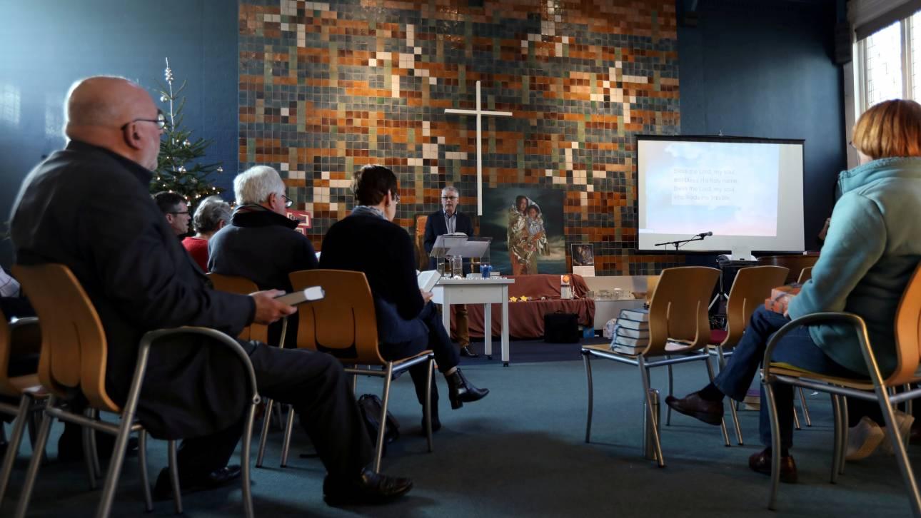 Χάγη: Τέλος μετά από τρεις μήνες στη μαραθώνια λειτουργία που προστάτευε οικογένεια προσφύγων