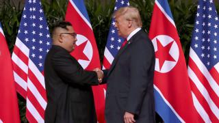 Στην Ασία στα τέλη Φεβρουαρίου η δεύτερη σύνοδος κορυφής Τραμπ - Κιμ