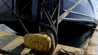 Πρόσκρουση πλοίου στο λιμάνι της Χίου